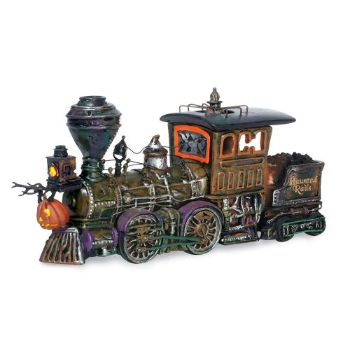 Department 56 Haunted Rails Engine